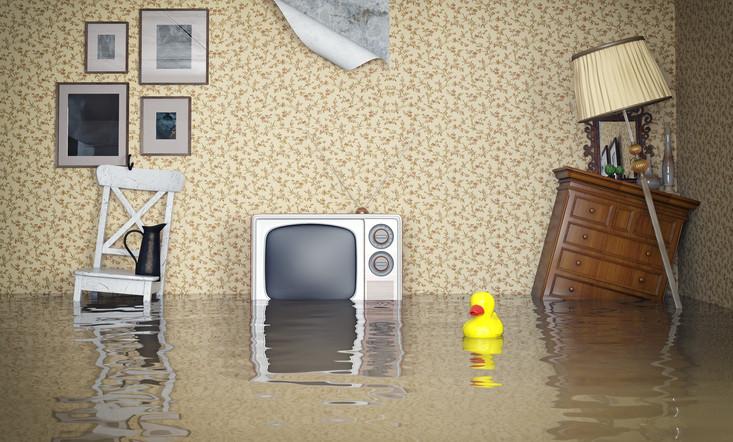 flooding emergency plumbing